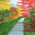 フィリピンからの便り⑧「京の秋」-No.003