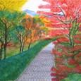 フィリピンからの便り⑧「京の秋」-No.004