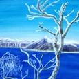 フィリピンからの便り⑨「厳冬の摩周湖」-No.003