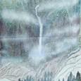 フィリピンからの便り⑪「深山雪景」-No.002