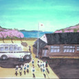 フィリピンからの便り⑫「小豆島の春」-No.005(完成)