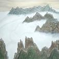 フィリピンからの便り④「雲海の黄山」-No.008