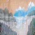 フィリピンからの便り③「初冬の深山」-No.006(完成)