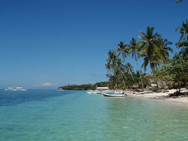 フィリピンからの便り⑤「ボホール島の午後」-No.000(モチーフ画像)